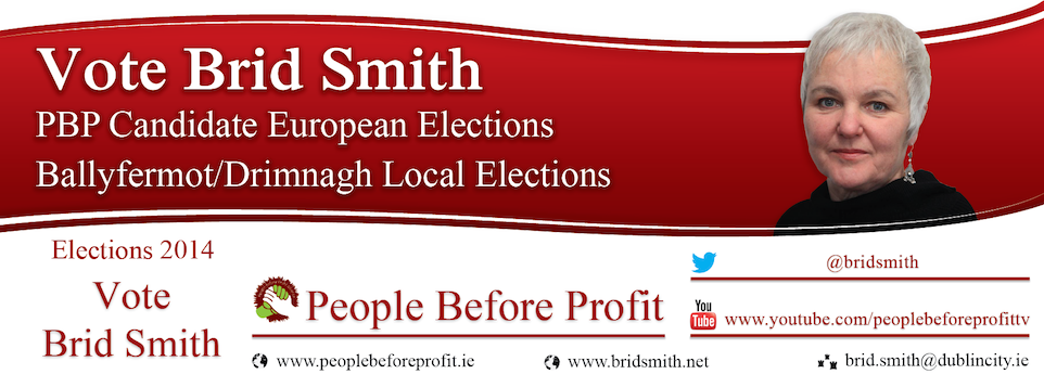 Brid Smith for Europe